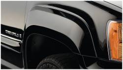 Bushwacker - Bushwacker 40081-02 OE-Style Front Fender Flares-Black - Image 1