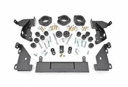 """Rough Country Suspension Systems - Rough Country RC714 1.25"""" Body Lift Kit - Image 1"""
