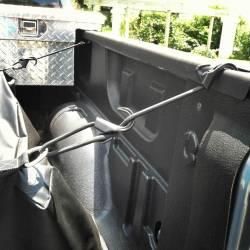 Tuff Truck Bag - Tuff Truck Bag TTB-B Waterproof Truck Bed Cargo Bag Carrier - Black - Image 6