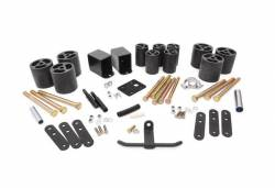 """Rough Country Suspension Systems - Rough Country RC611 3.0"""" Body Lift Kit - Image 1"""
