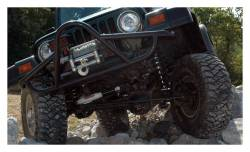 Rough Country Suspension Systems - Rough Country 1033 Dana 44 Front/Rear Axle Differential Guard - Image 2
