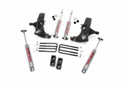 """Rough Country Suspension Systems - Rough Country 231N2 4.0"""" Suspension Lift Kit - Image 1"""