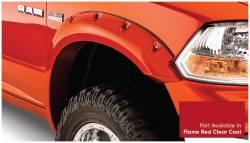 Bushwacker - Bushwacker 50915-75 Pocket Style Front/Rear Fender Flares-Flame Red Clear Coat - Image 3