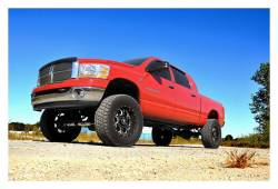 """Rough Country Suspension Systems - Rough Country 394.23 5.0"""" Suspension Lift Kit - Image 3"""