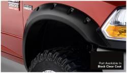 Bushwacker - Bushwacker 50919-35 Pocket Style Front/Rear Fender Flares-Black Clearcoat - Image 2