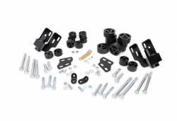 """Rough Country Suspension Systems - Rough Country RC701 1.25"""" Body Lift Kit - Image 1"""