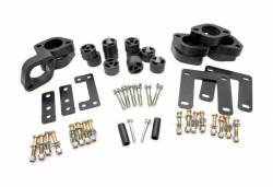"""Rough Country Suspension Systems - Rough Country RC800 1.25"""" Body Lift Kit - Image 1"""