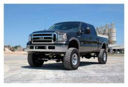 """Rough Country Suspension Systems - Rough Country 584.20 6.0"""" 4-Link Suspension Lift Kit - Image 3"""