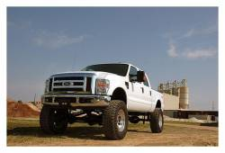 """Rough Country Suspension Systems - Rough Country 588.20 6.0"""" 4-Link Suspension Lift Kit - Image 2"""