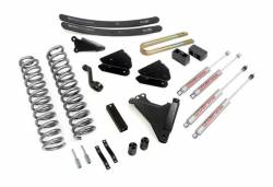"""Rough Country Suspension Systems - Rough Country 596.20 6.0"""" Suspension Lift Kit - Image 1"""