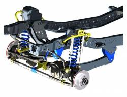 """Rough Country Suspension Systems - Rough Country 596.20 6.0"""" Suspension Lift Kit - Image 2"""