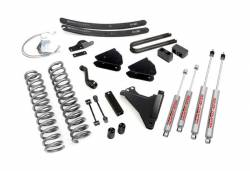 """Rough Country Suspension Systems - Rough Country 597.20 6.0"""" Suspension Lift Kit - Image 1"""