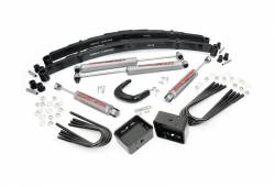 """Rough Country Suspension Systems - Rough Country 145.20 4.0"""" Suspension Lift Kit - Image 1"""