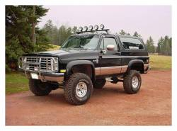 """Rough Country Suspension Systems - Rough Country 145.20 4.0"""" Suspension Lift Kit - Image 2"""