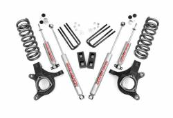 """Rough Country Suspension Systems - Rough Country 239N2 4.5"""" Suspension Lift Kit - Image 1"""