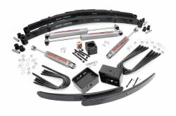 """Rough Country Suspension Systems - Rough Country 251.20 6.0"""" Suspension Lift Kit - Image 1"""