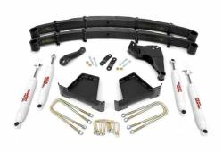 """Rough Country Suspension Systems - Rough Country 481.20 5.0"""" Suspension Lift Kit - Image 1"""