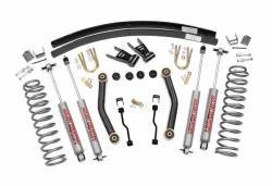 """Rough Country Suspension Systems - Rough Country 623N2 4.5"""" Suspension Lift Kit - Image 1"""