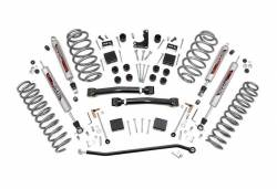 """Rough Country Suspension Systems - Rough Country 639P 4.0"""" X-Series Suspension Lift Kit - Image 1"""