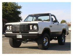 """Rough Country Suspension Systems - Rough Country 345.20 4.0"""" Suspension Lift Kit - Image 1"""