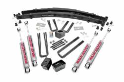 """Rough Country Suspension Systems - Rough Country 306.20 4.0"""" Suspension Lift Kit - Image 1"""