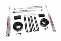 """Rough Country Suspension Systems - Rough Country 362.20 2.5"""" Suspension Leveling Kit - Image 1"""