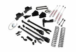 """Rough Country Suspension Systems - Rough Country 592.20 8.0"""" 4-Link Suspension Lift Kit - Image 1"""