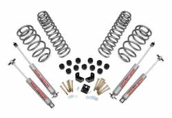 """Rough Country Suspension Systems - Rough Country 646.20 3.75"""" Suspension/Body Lift Combo Kit - Image 1"""