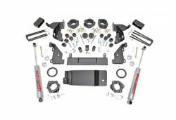 """Rough Country Suspension Systems - Rough Country 293.20 4.75"""" Suspension/Body Lift Kit - Image 1"""