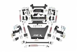 """Rough Country Suspension Systems - Rough Country 244.20 6.0"""" Non-Torsion Drop Suspension Lift Kit - Image 1"""