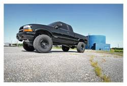 """Rough Country Suspension Systems - Rough Country 244.20 6.0"""" Non-Torsion Drop Suspension Lift Kit - Image 2"""