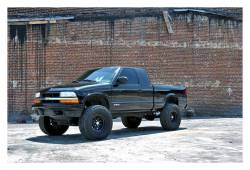 """Rough Country Suspension Systems - Rough Country 244.20 6.0"""" Non-Torsion Drop Suspension Lift Kit - Image 3"""