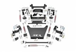 """Rough Country Suspension Systems - Rough Country 243.20 6.0"""" Suspension Lift Kit - Image 1"""