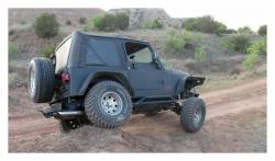 """Rough Country Suspension Systems - Rough Country 652.20 2.5"""" Suspension Lift Kit - Image 5"""
