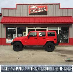 """Rough Country Suspension Systems - Rough Country 722.20 2.0""""[F]/4.0""""[R] Suspension Lowering Kit - Image 5"""