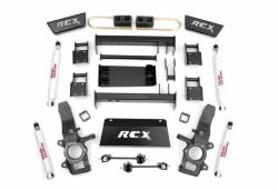 """Rough Country Suspension Systems - Rough Country 477.20 4.0"""" Suspension Lift Kit - Image 1"""