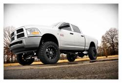 """Rough Country Suspension Systems - Rough Country 349.23 5.0"""" Suspension Lift Kit - Image 3"""