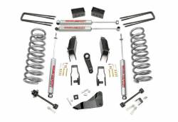"""Rough Country Suspension Systems - Rough Country 393.23 5.0"""" Suspension Lift Kit - Image 1"""