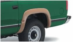 Bushwacker - Bushwacker 40028-01 OE-Style Rear Fender Flares-Black - Image 1
