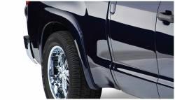 Bushwacker - Bushwacker 30020-02 OE-Style Rear Fender Flares-Black - Image 1