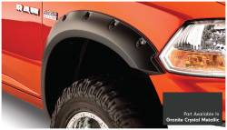 Bushwacker - Bushwacker 50915-65 Pocket Style Front/Rear Fender Flares-Granite Crystal Metallic - Image 2