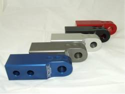 """Factor 55 - Factor 55 00020-01 Hitchlink For 2"""" Receivers - Red - Image 2"""