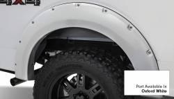 Bushwacker - Bushwacker 20935-12 Pocket Style Front/Rear Fender Flares-Oxford White - Image 3