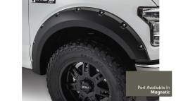 Bushwacker - Bushwacker 20935-6A Pocket Style Front/Rear Fender Flares-Magnetic - Image 2