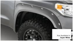 Bushwacker - Bushwacker 30918-13 Pocket Style Front/Rear Fender Flares-Super White - Image 3