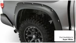 Bushwacker - Bushwacker 30918-13 Pocket Style Front/Rear Fender Flares-Super White - Image 4