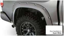 Bushwacker - Bushwacker 30918-13 Pocket Style Front/Rear Fender Flares-Super White - Image 5