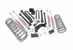 """Rough Country Suspension Systems - Rough Country 371.20 5.0"""" Series II Suspension Lift Kit - Image 1"""