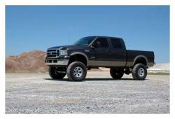 """Rough Country Suspension Systems - Rough Country 583.20 6.0"""" 4-Link Suspension Lift Kit - Image 3"""