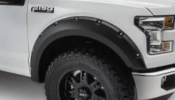 Bushwacker - Bushwacker 20937-02 OE-Style Front/Rear Fender Flares-Black - Image 2